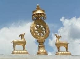 La symbolique des animaux dans le Bouddhisme . La-ligne-de-conduite