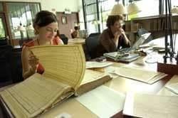 La conservation des papiers
