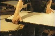 Une variété du matières premières : Les chiffons