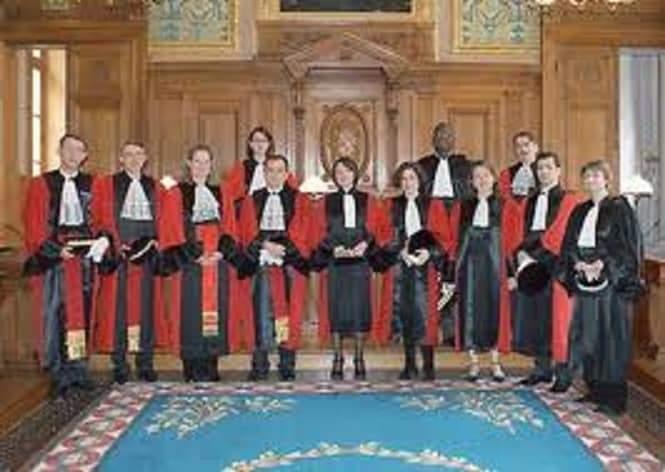 Composition de la cour de cassation droit - Chambre sociale de la cour de cassation ...